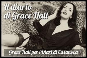 Grace Hall per I Diari di Casanova